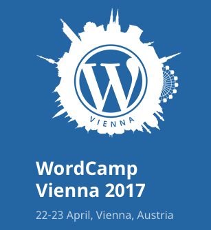 Wordcamp Vienna 2017